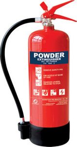 Dry-Powder-Fire-Extinguisher