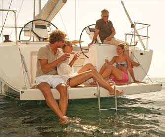 Bareboat <br>Yacht Charter