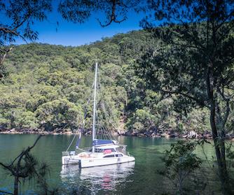 Bareboat <br>Catamaran Charter